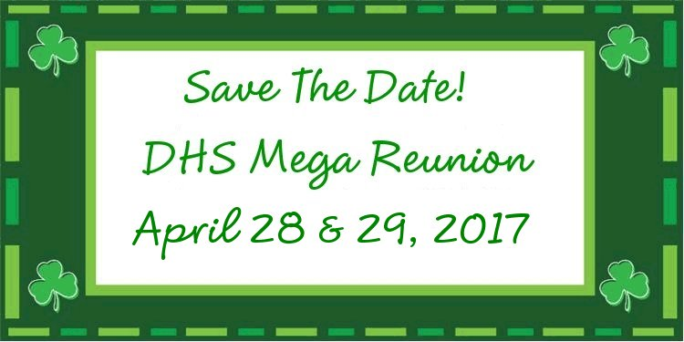 Come To The Mega Reunion!